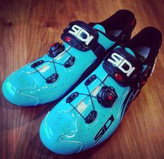 Pro Cycling WorldTour - Community - If you've been keenly waiting for the chance to buy the very same Sidi shoes that Chris Froome races in, now is your chance: the first pair has just landed with distributor