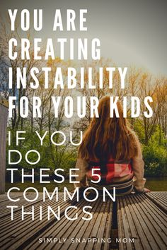 Many parents admit to doing these 5 common things, which can cause confusion and inability for children. See if you do these things and what you can do about it. Gentle Parenting, Parenting Teens, Parenting Advice, Practical Parenting, Peaceful Parenting, Working People, Happy Kids, Raising Kids, Child Development