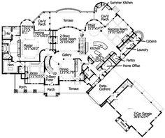 Plan 69270am European Luxury Plan With Angled Garage