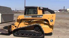 John Deere Service Technical Manual: JOHN DEERE 332 CT332 SKID STEER COMPACT TRACK LOAD...