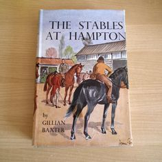 The Stables At Hampton By Gillian Baxter 1961 by TwoTimeVintage, £9.00