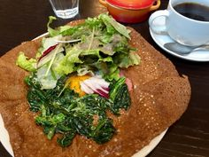 Galette for my lunch today.