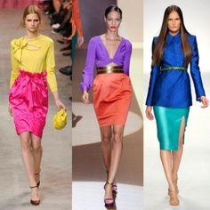 Découvrez les tendances de la mode printemps/été 2011 sur Mailorama.