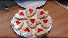 Jana Melas Pullmannová: Tofu pomazánka na Valentína Tofu, Muffin, Breakfast, Youtube, Morning Coffee, Muffins, Cupcakes, Morning Breakfast, Youtube Movies
