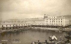 La Darsena. GENOVA - Il Porto - FOTO STORICHE CARTOLINE ANTICHE E RICORDI DELLA LIGURIA