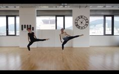 M&N - modern fusion choreography - I see fire by Ed Sheeran