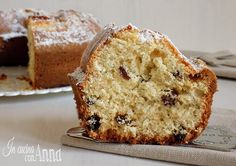 Sweet Light, Cake Recipes, Dessert Recipes, Plum Cake, Italian Desserts, Biscotti, Creative Food, Cooking Time, Sweet Tooth