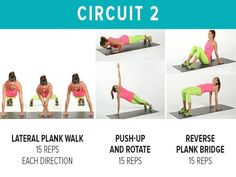 No Excuses Bodyweight Blast Circuit 2 of 3 Body Weight Circuit, Getting Things Done, Push Up, How To Get, Gym, Workouts, Fitness Exercises, Projects, Fitness Workouts