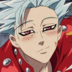 Nanatsu No Taizai Saison 4 ♥ Sur Seven Deadly Sins Streaming ♥ Anime Angel, Ange Anime, Anime Love, Hot Anime Boy, Cute Anime Guys, Anime Girls, Otaku Anime, Anime Art, Anime Seven Deadly Sins