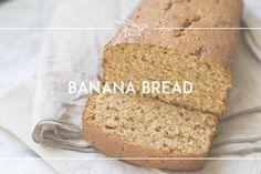 Ricetta facile & veloce di banana bread