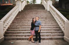 Tacoma - Old steps