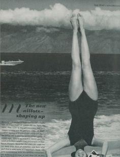 Vogue Editorial January 1972 - Cynthia Korman & Emmanuelle by Helmut Newton