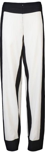 ANTONIO BERARDI Pleated Trousers - Lyst