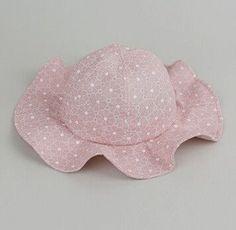 Summer Beach Hat With Wide Brim