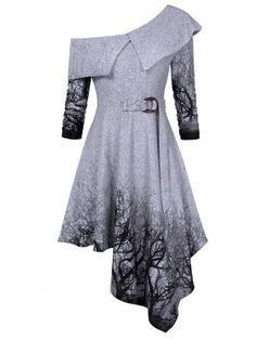 Vintage Belt Dress Women Elegant Office Knit Blazer Dresses Long Sleeve Tree Print High Waist Female Autumn Winter Party Dress - - Source by Pretty Dresses, Beautiful Dresses, Casual Dresses, Fashion Dresses, Elegant Dresses, Sexy Dresses, Formal Dresses, Wedding Dresses, Sleeve Dresses