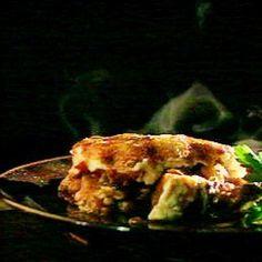 Delia's vegetarian mousakka
