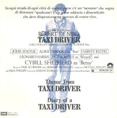 taxi driver soundtrack discogs