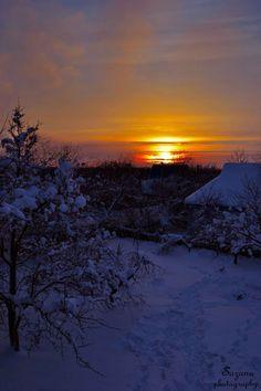 sunset - in ukraine | by suaznan zuhairi on 500px