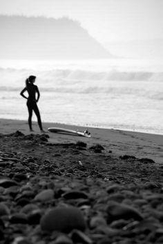 Lawrencetown Beach Surfer, Darthmouth