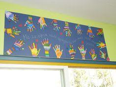 Νηπιαγωγός σε απόγνωση!: Αρμονική συνύπαρξη - κανόνες Flag, Classroom, Country, Class Room, Rural Area, Science, Country Music, Rustic, Flags