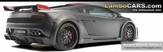 wide body Hamann Victory, now based on the new Lamborghini Gallardo LP560-4