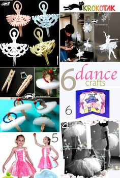 6 Dance Crafts