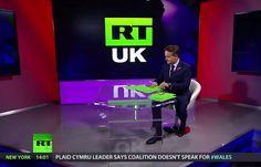 Russian Ambassador To Britain Welcomes New Propaganda Channel With Bizarre Rant
