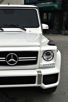 G Wagon Mercedes Benz .