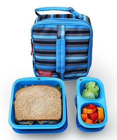 Expandable Lunch Set #zulilyfinds