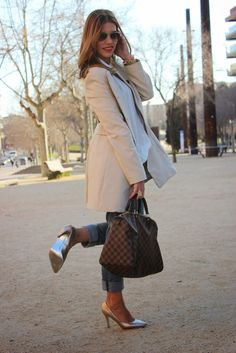 Miss trendy Barcelona: Combina tus prendas básicas