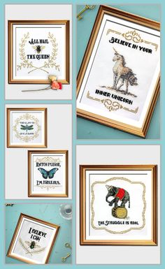 Stitching heaven, love these funny cross stitch patterns