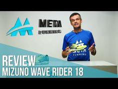 Review Mizuno Wave Rider 18 (hombre)