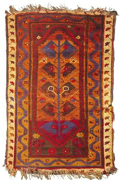 Turkish carpet from Antalya Deck Rug, Native American Rugs, Kids Area Rugs, Art Chinois, Asian Rugs, Art Japonais, Textiles, Patterned Carpet, Home Rugs