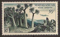Billedresultat for madagascar stamps