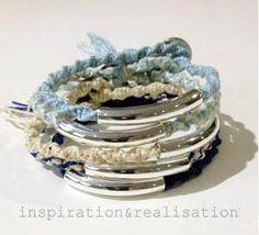 How to Make Friendship Bracelets – Chan Luu Inspired Tube Bracelets .