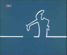 """""""La linéa"""", génial dessin animé jamais égalé (je trouve !) années 70."""