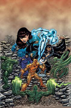 Doom Patrol by John Byrne