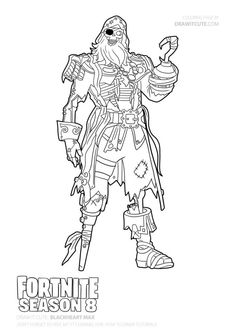 Thanos Fortnite coloring page | Super Fun Coloring Pages ...