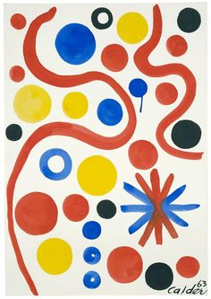 """Alexander Calder - """"Untitled"""""""
