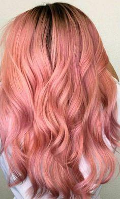 Rose pink #TheHairsalonBaghamBarn #Chilham #Canterbury #Kent