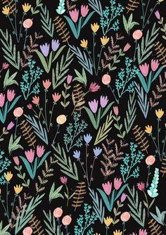 Amyisla McCombie - Floral Pattern