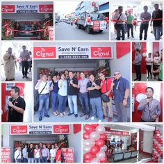 Now Officially Open to Serve the Bohol Market! The CIGNAL HUB-BOHOL of Save 'N Earn, Cignal Exclusive Distributor for Bohol, had its Grand Opening last July 30, 2015 attended by Cignal Top Guns led by Oscar A. Reyes (Chief Operating Officer); Robert P. Galang (1st Vice President, SALES); Guido Zaballero (VP-Head of Marketing and Programming); Caesar A. Lizaran (Region Head Vismin); Jayson A. Ybanez (Regional Sales Manager - VIS); Raymund Prieto (Channel Development Manager); Gay P. Manalang…
