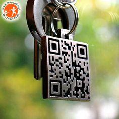 ¿Encontraste un llavero extraviado? escanea el código QR y sabrás de quien es. http://llaveros.grupoadm.cl/