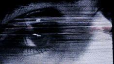 eye / glitch /snow
