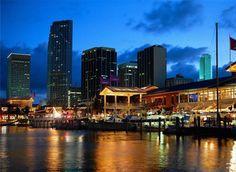 Miami: sol, playas y noches inolvidables http://www.enviajes.com/estados-unidos/que-hacer-visitando-miami.html