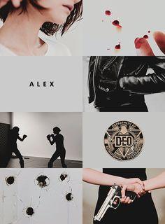 Alex Danvers aesthetic