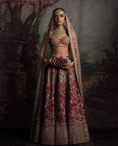 Sabyasachi Mukherjee Couture (Spring/Summer 2016) #indianfashion