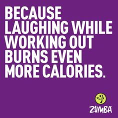 Because laughing while working out burns even more calories. #letitmoveyou #calorieburn
