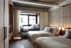 1 HOTELS , diseñado por avroko , un estilo de vida inspirado en la naturaleza y que abrirá sus puertas en Abril de este año. ...