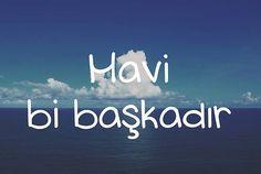 Deniz, Bulut, Gokyuzu, Ask, Mavi